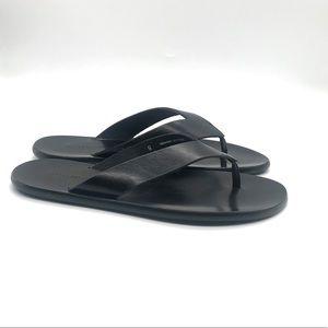 Banana Republic Maldive sandals 100% Leather NWT